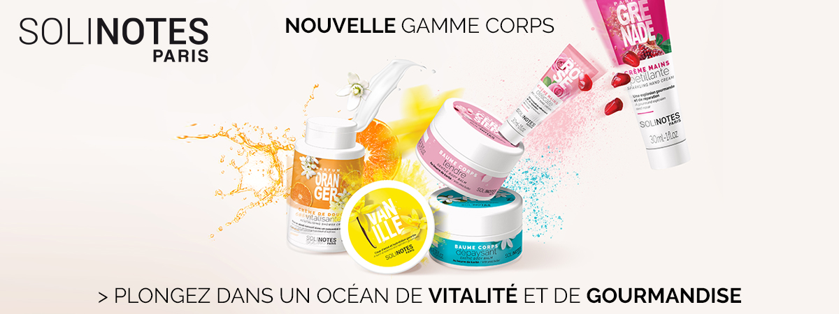 Probeautic Institut : Solinotes gamme corps