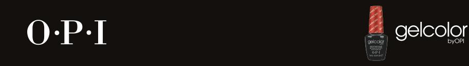 OPI - gelcolor