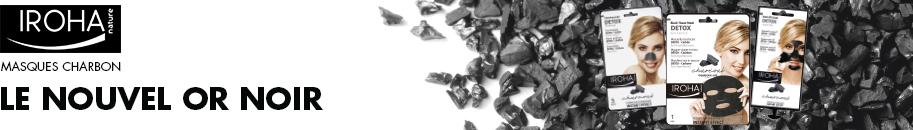 Gamme charbon detox