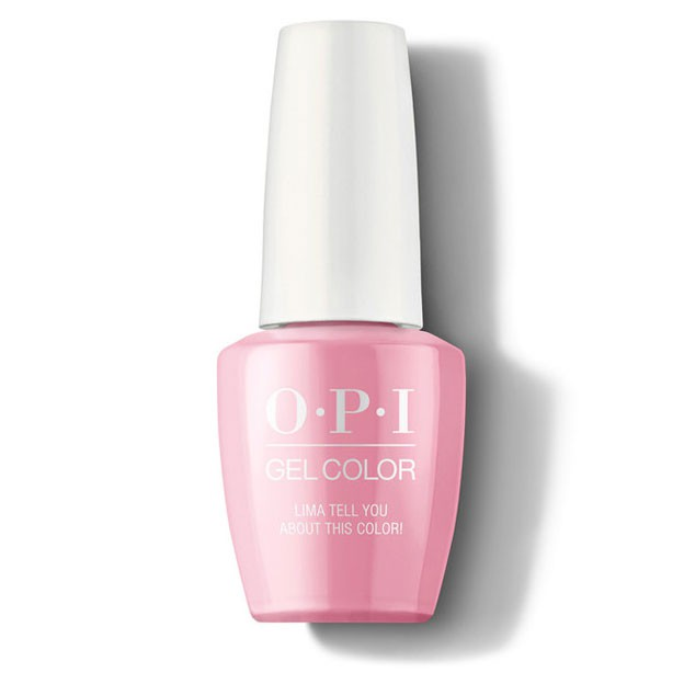 Gel Color -Peru- Lima Tell you About this color 15ml