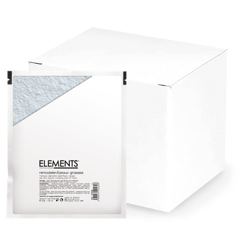 remodeler//peaux grasses 30g x12 ELEMENTS