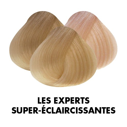 Coloration FAUVERT® les experts super-éclaircissantes