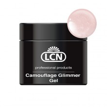 Gel Camouf Glim Natural Rose 5Ml