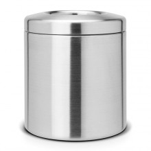 Mini Poubelle De Table Inox Mat 2,3L