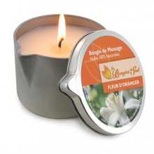 Bougie de massage Fleur d'Orange BDS001