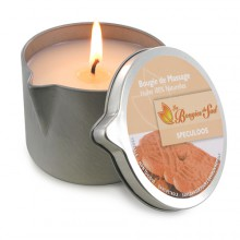 Bougie de massage Speculoos BDS006