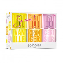 Coffret Solinotes So Mini Mix EDP 15ml oranger-cerisier-vanille SOL19001