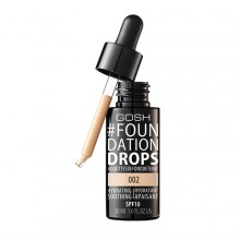 #Foundation Drops 002 Ivory 30ml