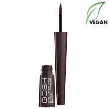 Eye liner pen brown 2.5ml GELBROWNU