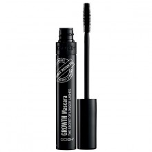 Growth Mascara The secret of longer lashes Black 10 ml