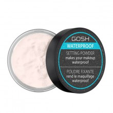 GOSH Waterproof Setting Powder -01 Transparent