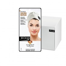 Sauna Repair - Bonnet Masque Cheveux Argan x15