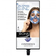 Iroha Talisman Shine Masque Crème Peel-Off Confidence 25ml X 10