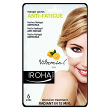 Patchs yeux anti-fatigue x6 IROHA