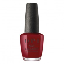 Nail got the blues for red 15ml OPI