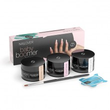 Kit baby boomer gel NAILOVER