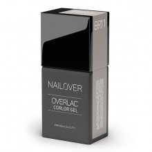 OVERLAC GEL COLOR BR11 15ML