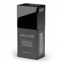 OVERLAC GEL COLOR BW01 15ML