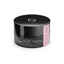 Builder gel cover pink rosé 15ml NAILOVER