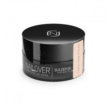 Builder gel cover pink styler 15ml NAILOVER