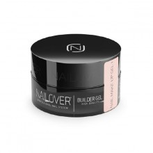 Builder gel nail make up #1 15ml NAILOVER