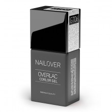 NAILOVER OVERLAC GEL COLOR GT06 15ml