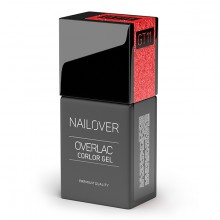 NAILOVER OVERLAC GEL COLOR GT11 15ml
