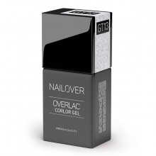 NAILOVER OVERLAC GEL COLOR GT13 15ml