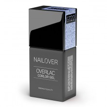 NAILOVER OVERLAC GEL COLOR GT22 SAPPHIRE 15ml