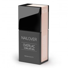 OVERLAC GEL COLOR ND06 15ML