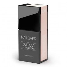OVERLAC GEL COLOR ND08 15ML
