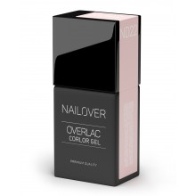 NAILOVER OVERLAC GEL COLOR ND22 15ML