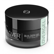 NAILOVER OVERGEL CLEAR 50ml NLGELOVERCLEAR