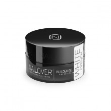 Builder white gel 15ml NAILOVER