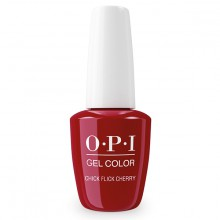 OPI Gelcolor Chick Flick Cherry 15ml OPIGCH02