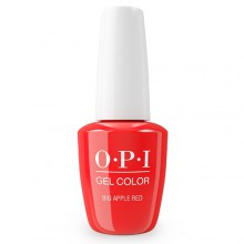 GelColor Big Apple Red 15ml OPIGCN25