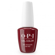 GelColor Got The Blues For Red 15ml OPIGCW52