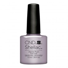 Shellac Alpine Plum 7.3ml