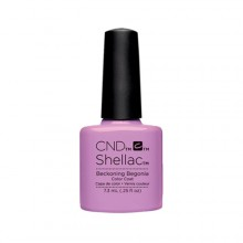 Shellac Beckoning Begonia 7.3ml