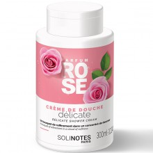 Creme de douche Solinotes 300ml Rose SOLCD004