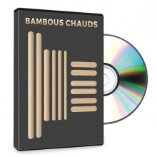 DVD de formation kit bambou chaud SPA0172