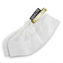 Surchaussures blanches jetables
