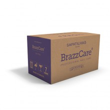 Brazzcare Chaussons Carton 90 Paires