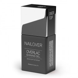 OVER TOP gel finish 15ml NAILOVER