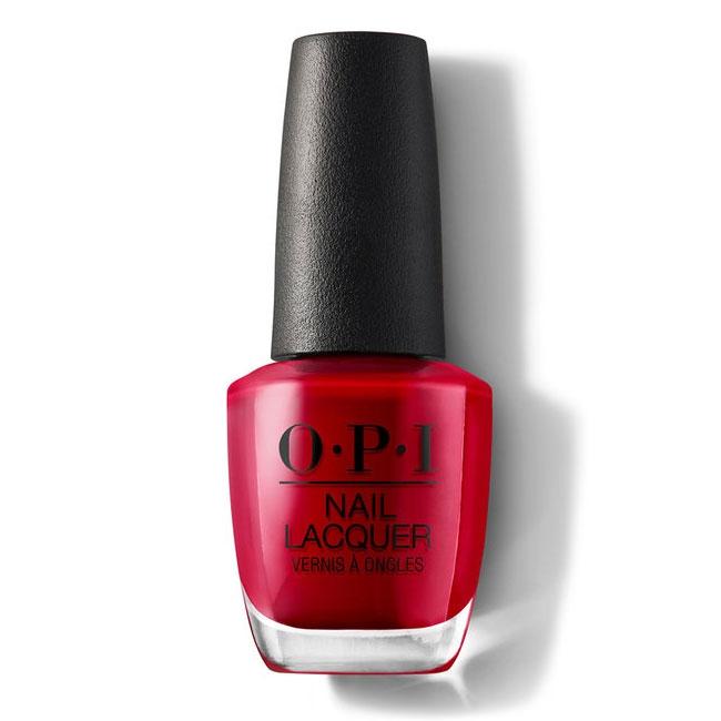 Opi Nail Color So Hot It Berns 15ml