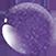 Inactif-Gel Uv Twinkling Periwinkle 7G