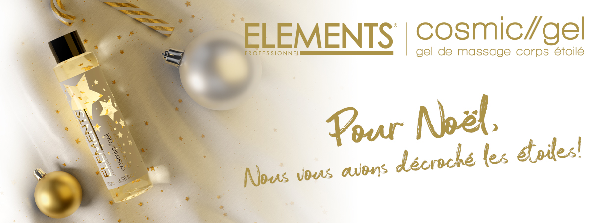 Probeautic Institut : ELEMENTS cosmic gel